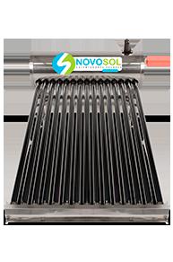 Calentadores Calentadores solares para 5 personas 15 tubos marca novosol